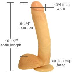 Homemade anal toys men