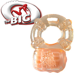 The Big O Vibrating Cock Ring - by Screaming O XSO102