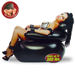 Fetish Fantasy Inflatable Bondage Chair