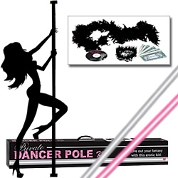 Private Dancer Pole - Pink
