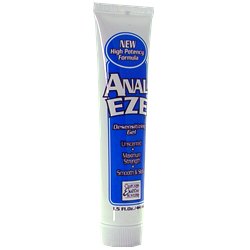 Anal-Eze Desensitizing Cream / Lubricant - 1.5 oz