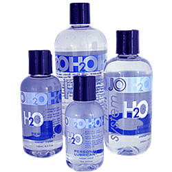 System JO H2O Personal Lube