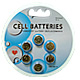 LR44 / AG13 1.5V Button Cell Batteries - 6 Pack