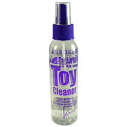 Anti Bacterial Toy Cleaner - 4.3 oz