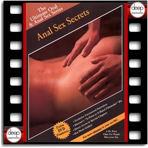 Anal Sex Secrets - DVD DVD-DP520