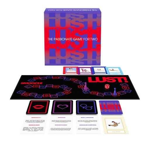 Lust  Board Game