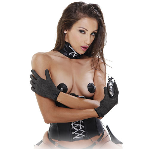 Fetish Fantasy Shock Therapy Luv Gloves