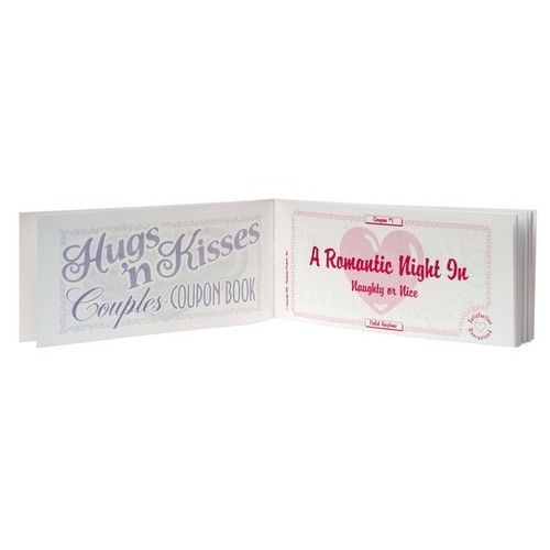 Hugs/ Kisses Coupon Book