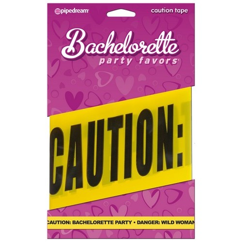Bachelorette Caution Tape 20'