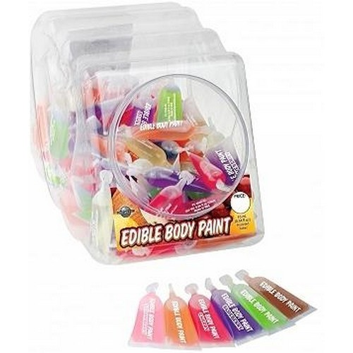 Edible Body Paints 10ml Display(120pcs)
