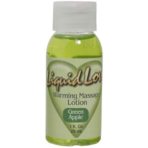 Liquid Love 1oz. Green Apple
