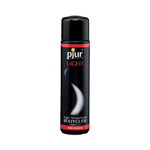 Pjur Light Bodyglide 100ml / 3.4oz bottle