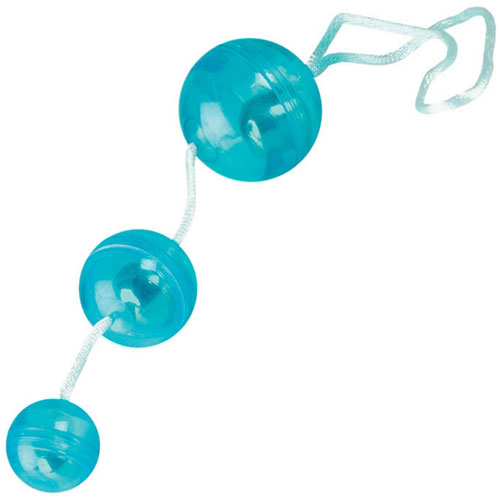 Graduated Orgasm Balls - Teal