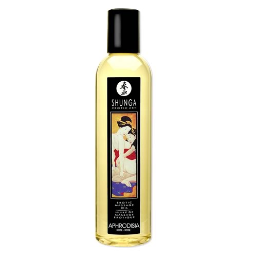 Massage Oil Aphrodisia/roses