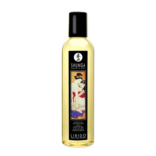 Massage Oil Libido/exotic Fruits