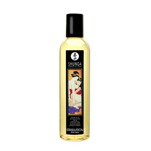 Massage Oil Stimulation/peach