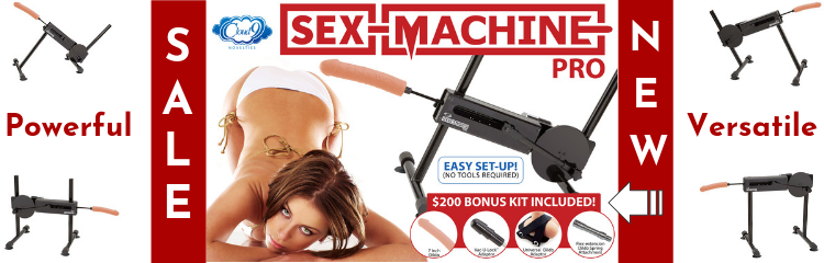 Pro III Sex Machine