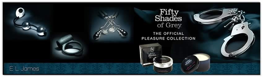 Fifty Shades Of Grey Collection