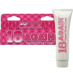 18 Again Vaginal Shrink Cream