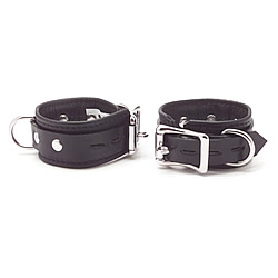 Cumfy Cuffs - Aslan Leather