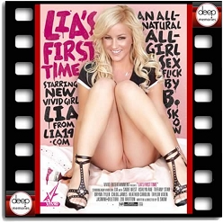 Lia's First Time - DVD