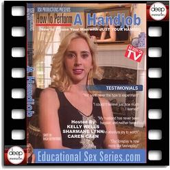 How To Perform A Handjob - DVD