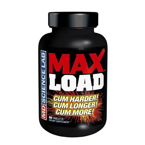 Max Load - 60pc Bottle