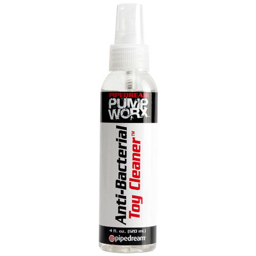 Pump Worx Toy Cleaner 4 Oz