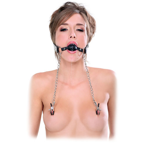 Fetish Fantasy Extreme Deluxe Ball Gag