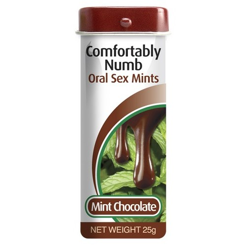 Oral Sex Mints Mint Chocolate