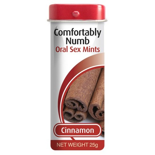 Oral Sex Mints Cinnamon