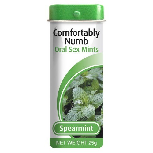Oral Sex Mints Spearmint