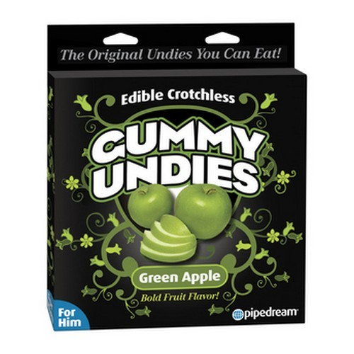 Male Gummy Undies Apple