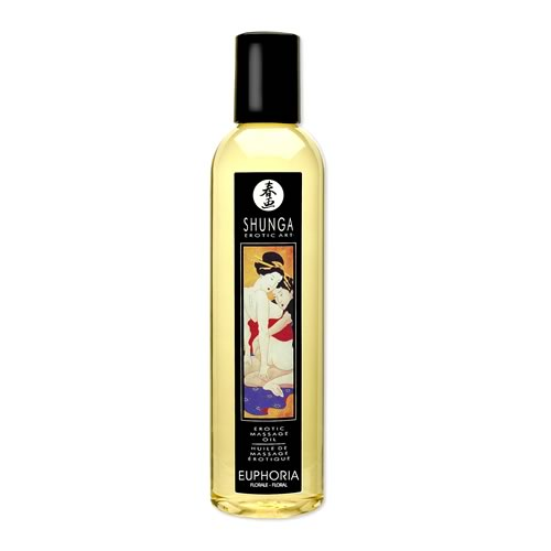 Massage Oil Euphoria/floral