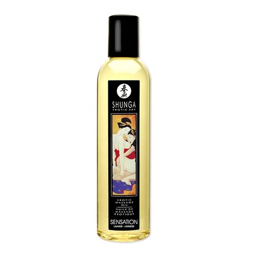 Massage Oil Sensation/lavender