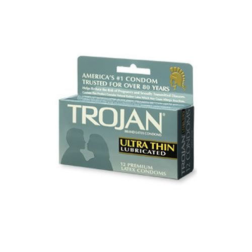 Trojan Ultra Thin 12-Pack