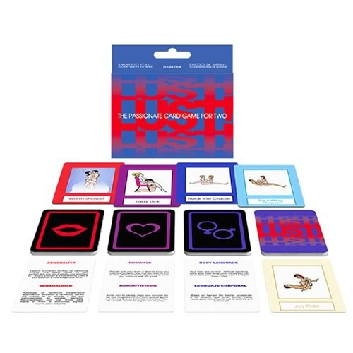 Lust Card Game