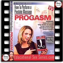 How To Perform A Prostate Massage - Progasm - DVD