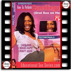 How To Perform Cunnilingus - DVD